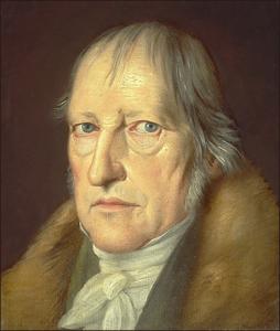 Georg W. Hegel: German Philosopher