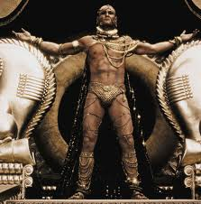 Xerxes--King of Persia