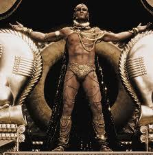Xerxes--King of Persia