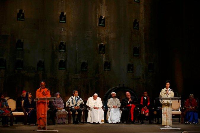Pope Interfaith